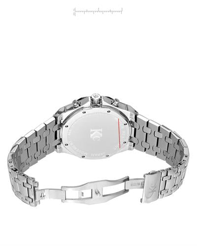KC WA007957 Brand New Japan Quartz day date Watch with 0.048ctw diamond