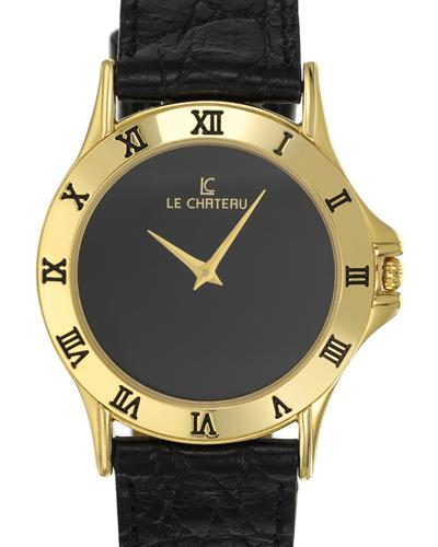 LC le Chateau LC-2155MGBK Brand New Japan Quartz Watch