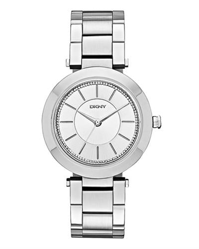 DKNY NY2285 Stanhope Brand New Quartz Watch with 0ctw crystal