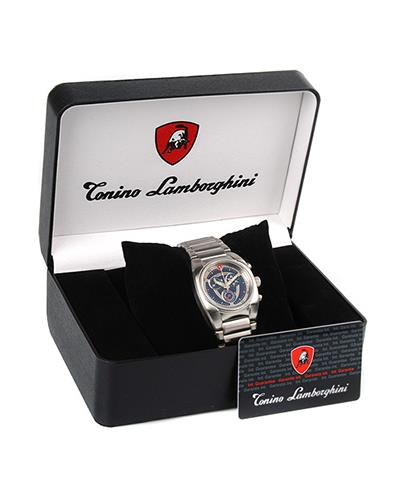 Tonino Lamborghini en038.105 Brand New Swiss Movement date Watch