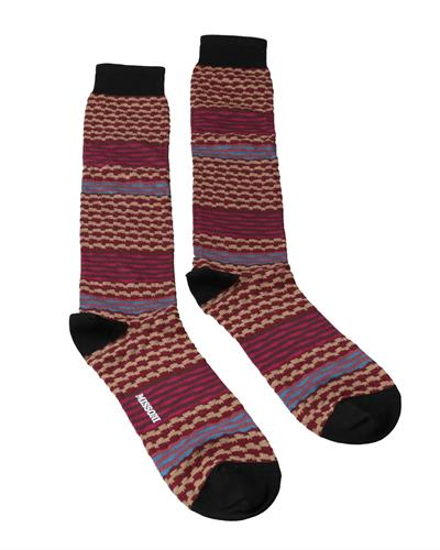 MISSONI GM00CMU5238 0002 Brand New Socks