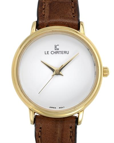 LC le Chateau LC-2011LG Brand New Japan Quartz Watch