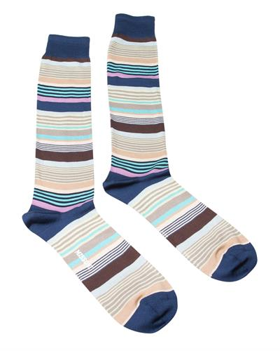 MISSONI GM00CMU3197 0001 Brand New Socks
