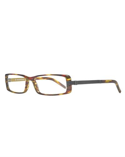 Rodenstock R5204 B Brand New Eyeglasses  Brown plastic