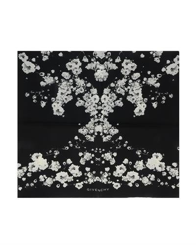 Givenchy GW9090 SE032 11 Brand New Scarf  Two tone Silk