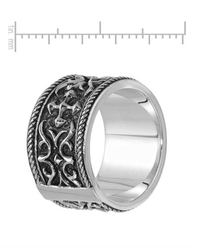 Currency Brand New Ring 925 Two tone sterling silver