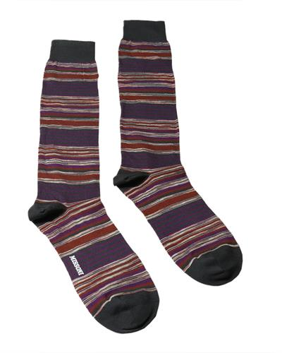 MISSONI GM00CMU4658 0001 Brand New Socks