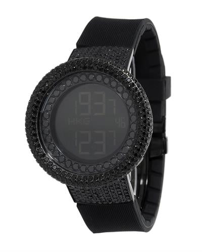 KC WA009469 Brand New Digital multifunction Watch with 0ctw crystal