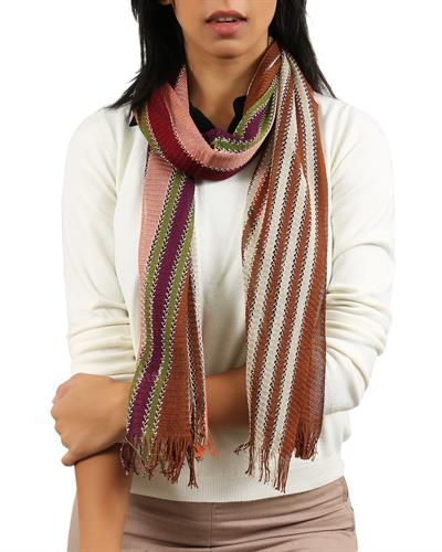 MISSONI Brand New Scarf  Two tone Viscose