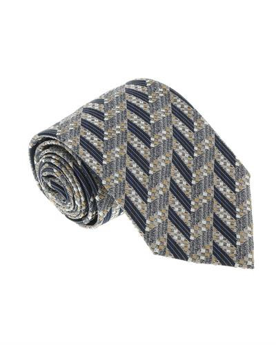 MISSONI U5097 Brand New Tie  Two tone Silk