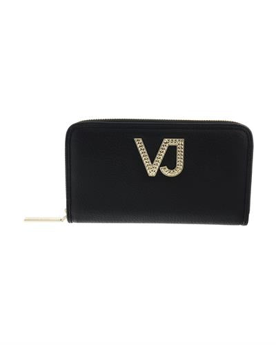 Versace Jeans EE3VRBPC1 Brand New Wallet  Black Synthetic Leather