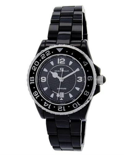 OCEANAUT CN1C2601 Ceramic Brand New Quartz Watch