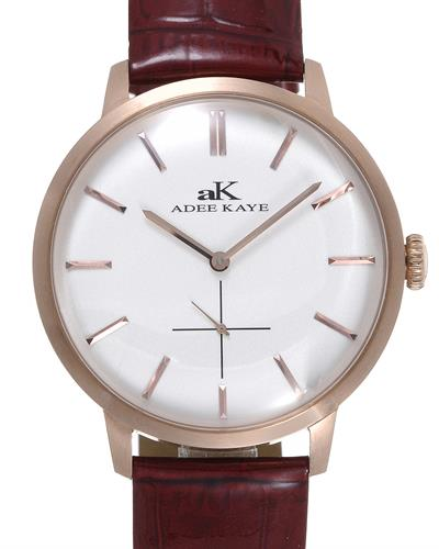 Adee Kaye AK2225-MRG-SV Brand New Japan Quartz Watch