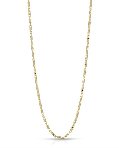 Millana Brand New Necklace 14K Yellow gold