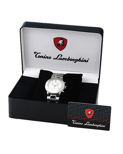Tonino Lamborghini EN034.111 Brand New Swiss Movement date Watch