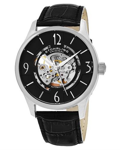 STUHRLING ORIGINAL 557.02 Legacy Brand New Automatic Watch
