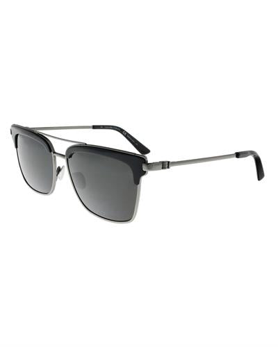 Calvin Klein CK8049S 15 Brand New Sunglasses  Black metal