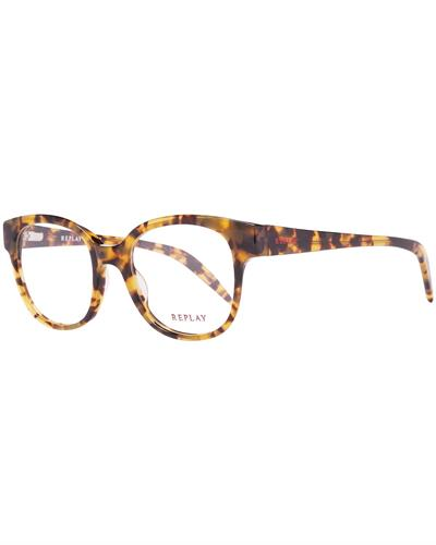 Replay RY102 V0451 Brand New Eyeglasses  Brown plastic