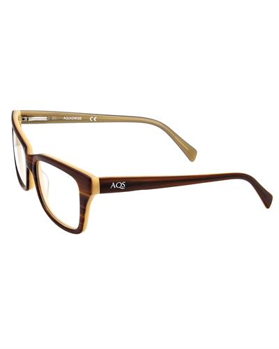 AQS OSY002 Wood Sylvester Brand New Eyeglasses  Multicolor plastic