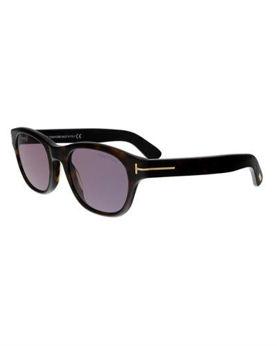 Tom Ford FT0530 52Y O'keefe Brand New Sunglasses  Havana plastic