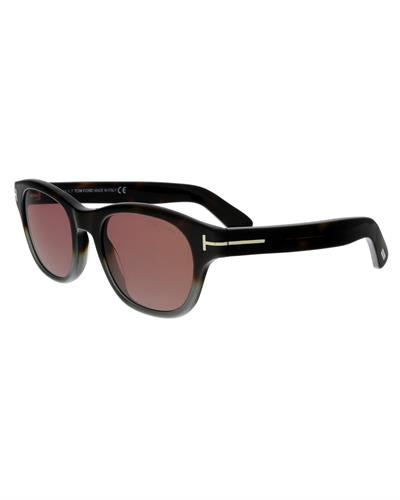 Tom Ford FT0530 56S O'keefe Brand New Sunglasses  Multicolor plastic