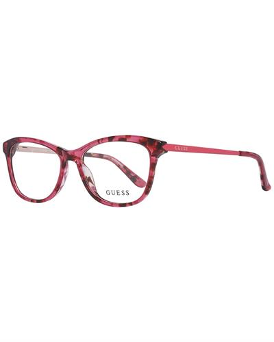 Guess GU2681 51074 Brand New Eyeglasses  Purple metal and  Purple plastic