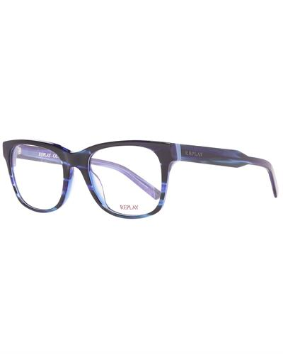 Replay RY107 V0353 Brand New Eyeglasses  Blue plastic