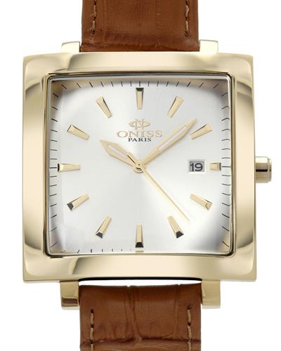 Oniss ON4444-GGG PARIS Brand New Japan Quartz date Watch