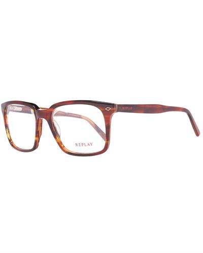 Replay RY108 V0255 Brand New Eyeglasses  Brown plastic