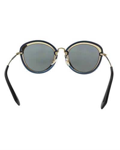 Miu Miu MU 50RS 1AB9K1 Brand New Sunglasses  Two tone plastic