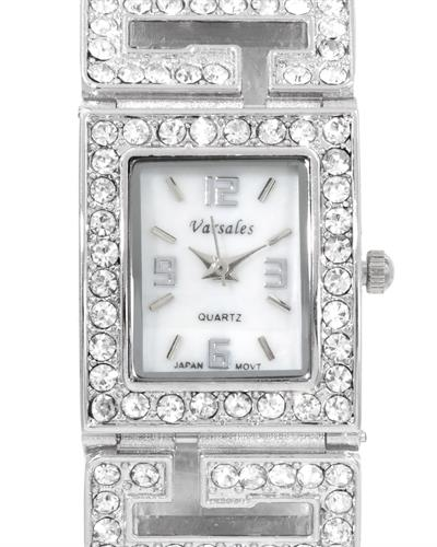 Varsales V4674-1 Brand New Quartz Watch with 0ctw crystal