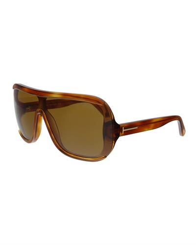 Tom Ford FT0559 53E Porfirio-02 Brand New Sunglasses  Multicolor plastic