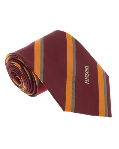 MISSONI U5035 Brand New Tie  Two tone Silk
