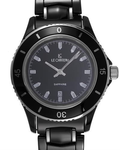LC le Chateau 5862 Brand New Japan Quartz date Watch