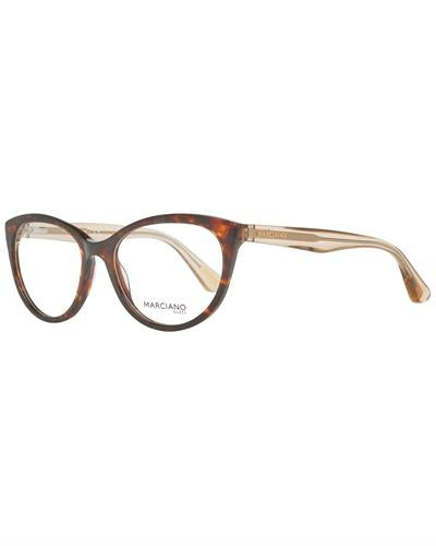 Guess Gm0315 52052 Brand New Eyeglasses  Brown plastic