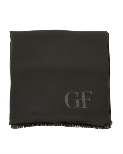 Gianfranco Ferre PSM 00001 Col.027 Brand New Scarf  Olive Viscose