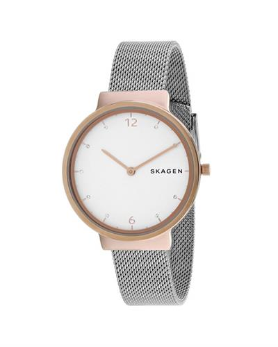 SKAGEN Ancher Brand New Quartz Watch with 0ctw crystal