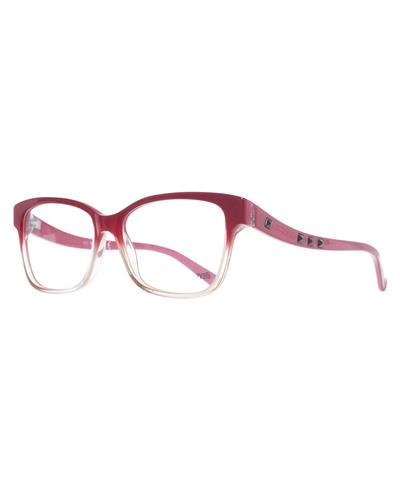 Just Cavalli JC0623 53072 Brand New Eyeglasses  Rose plastic