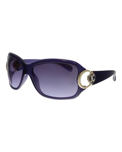 Just Cavalli JC202S 78Z Brand New Sunglasses  Purple plastic