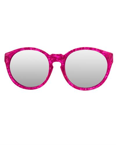 AQS DAI006 Pink/Red Daisy Brand New Sunglasses  Two tone plastic