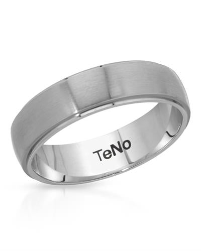 TeNo Brand New Ring  Metallic Stainless steel