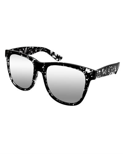 AQS JAX004 Black Jax Brand New Sunglasses  Two tone plastic