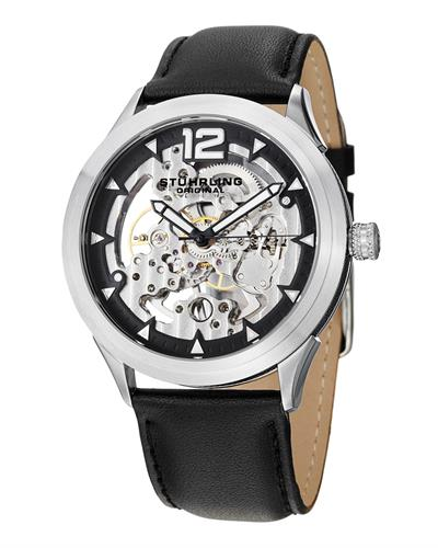 STUHRLING ORIGINAL 671.01 Legacy Brand New Mechanical Watch