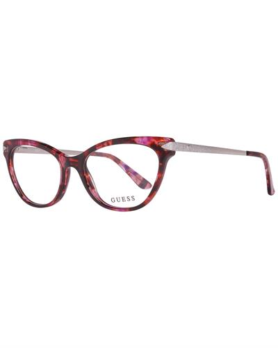 Guess GU2683 52074 Brand New Eyeglasses  Purple metal and  Purple plastic