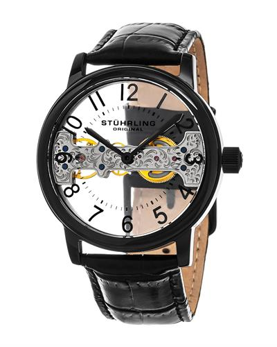 STUHRLING ORIGINAL 680.01 Legacy Brand New Mechanical Watch