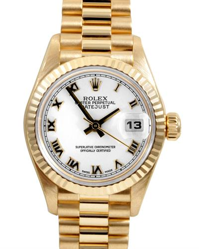 Rolex 69178 PreOwned Automatic date Watch