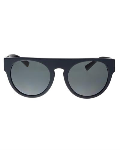 VERSACE VE4333 523087 Brand New Sunglasses  Navy blue plastic