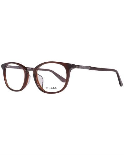 Guess GU2689-D 51050 Brand New Eyeglasses  Brown plastic