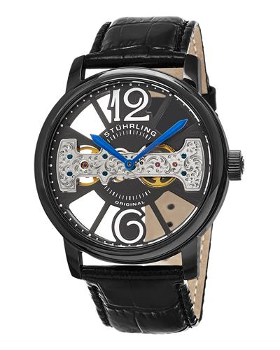 STUHRLING ORIGINAL 785.02 Legacy Brand New Mechanical Watch