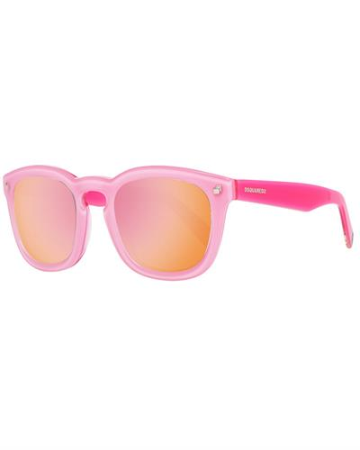 Dsquared2 DQ0198 4974Z Brand New Sunglasses  Pink plastic